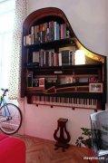 废旧物资回收 旧家具变废为宝手工作品DIY