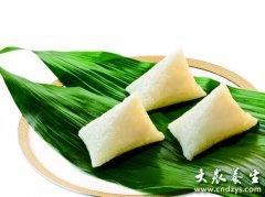 端午节为什么要吃粽子 端午节吃粽子的由来