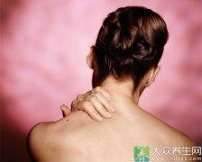 颈椎病的自我治疗方法 颈椎病的治疗偏方