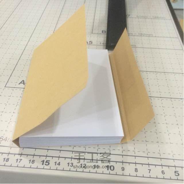 小巧线装本制作教程 第9步