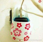 洗发水瓶子手工制作充电桩