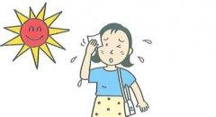 高温天该怎样预防中暑 中暑的急救方法