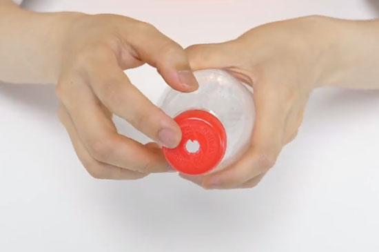 矿泉水瓶手工制作