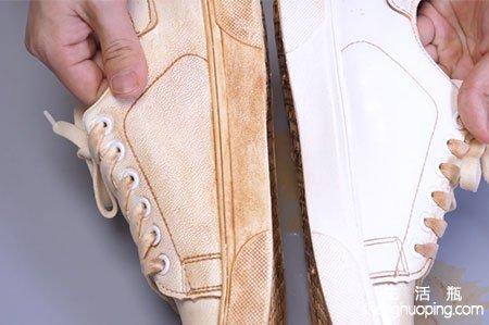 白鞋变黄怎么办才能洗白白